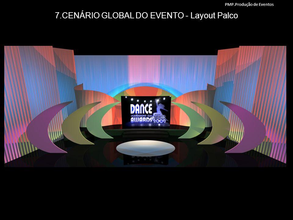 7.CENÁRIO GLOBAL DO EVENTO - Layout Palco PMP.Produção de Eventos