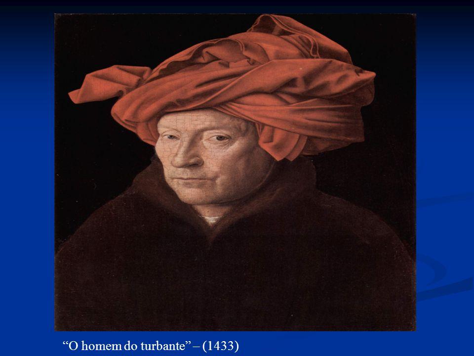 O homem do turbante – (1433)