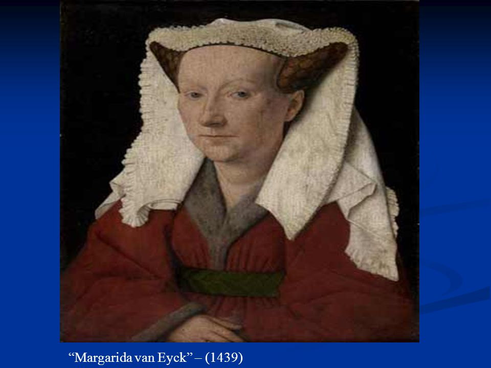Margarida van Eyck – (1439)