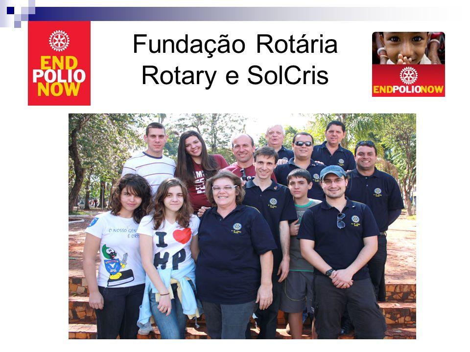 Fundação Rotária Rotary e SolCris