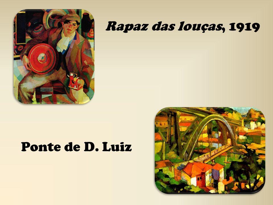 Rapaz das louças, 1919 Ponte de D. Luiz