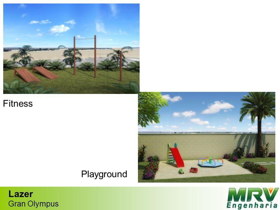 Lazer Gran Olympus Fitness Playground