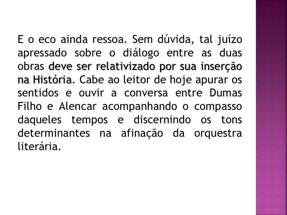 Lucíola: Romance urbano de José de Alencar, o livro examina a regeneração de uma prostituta pelo amor e pela morte.