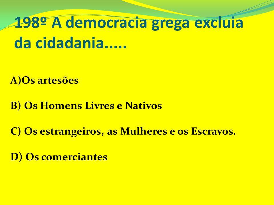197ª Escreveu o Hino Nacional A) Joaquim Osório Duque Estrada B) Cristovão Colombo C) Pedro Álvares Cabral D) D. Pedro I