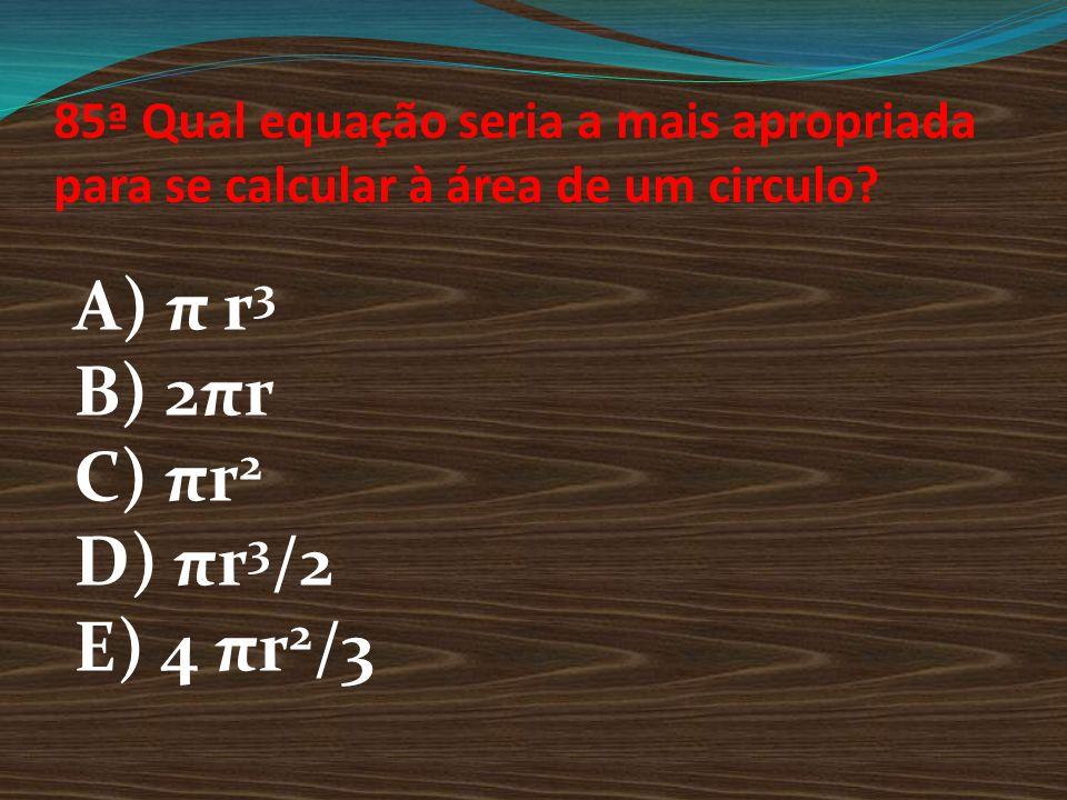 84ª São consideradas regras de futsal A) Os árbitros não deverão examinar a pressão da bola B) A distância de penalidade máxima é de 8mts C) A distânc
