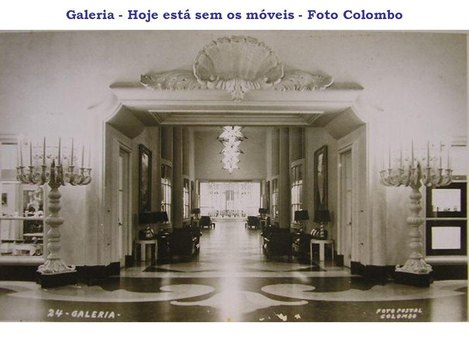 Galeria - Hoje está sem os móveis - Foto Colombo