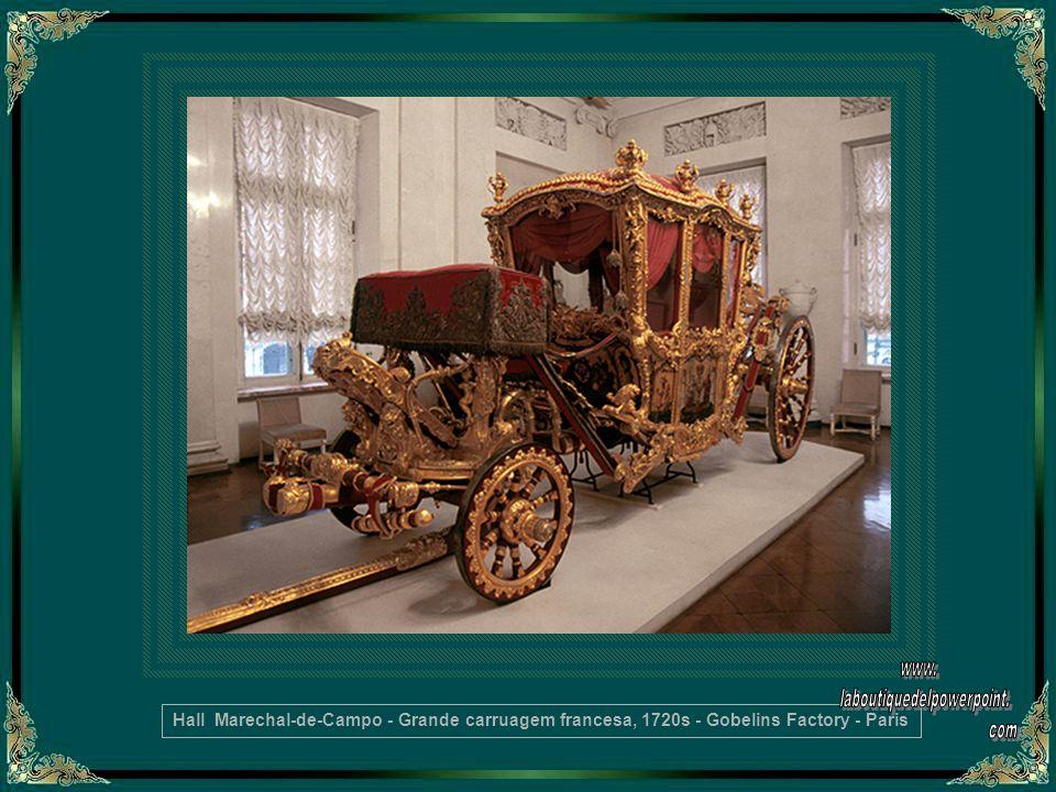 Museu Hermitage - Hall