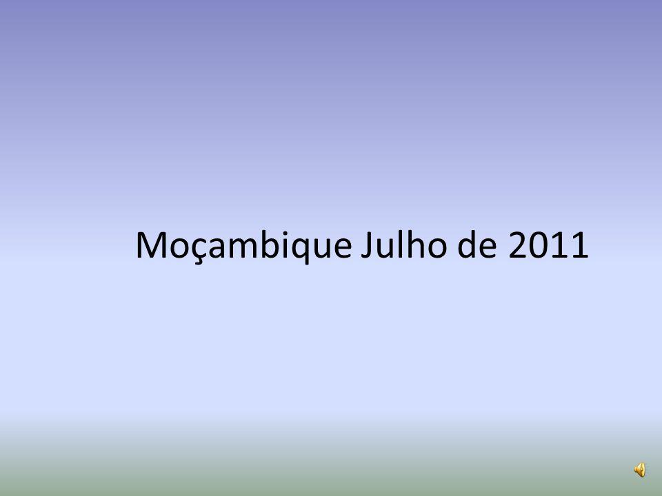 Moçambique Julho de 2011