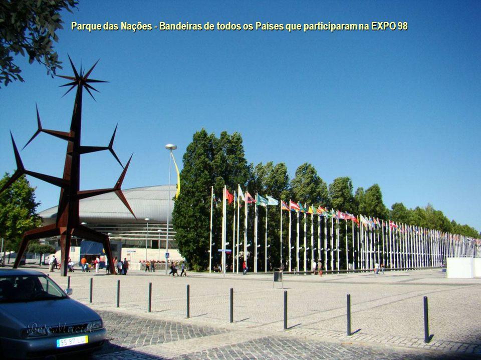 A EXPO'98, cujo tema foi