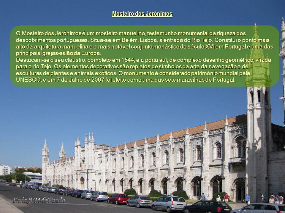Praça do Império – Mosteiro dos Jerónimos