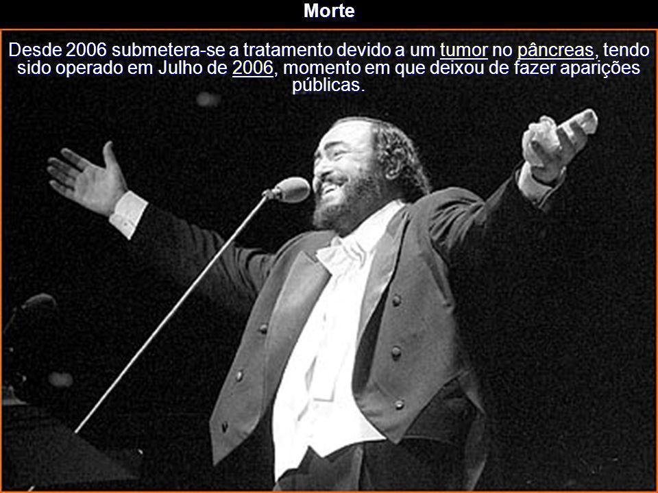 Em Portugal O tenor não ganhou para o susto, comentando