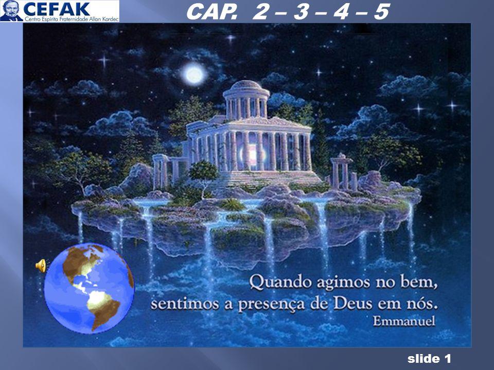 slide 1 CAP. 2 – 3 – 4 – 5