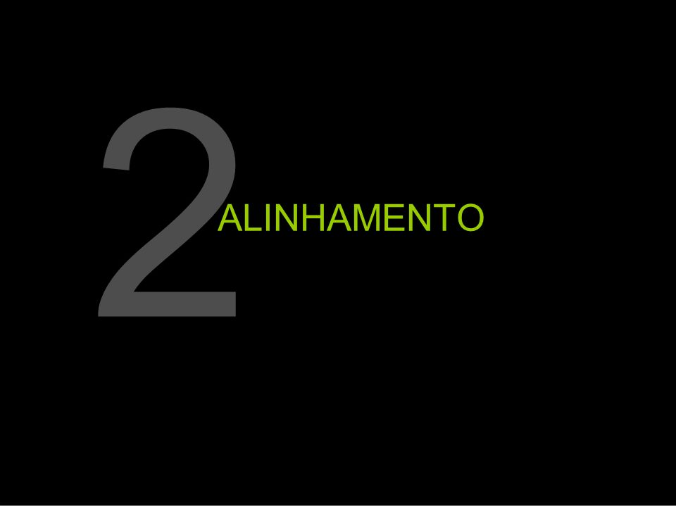 2 ALINHAMENTO