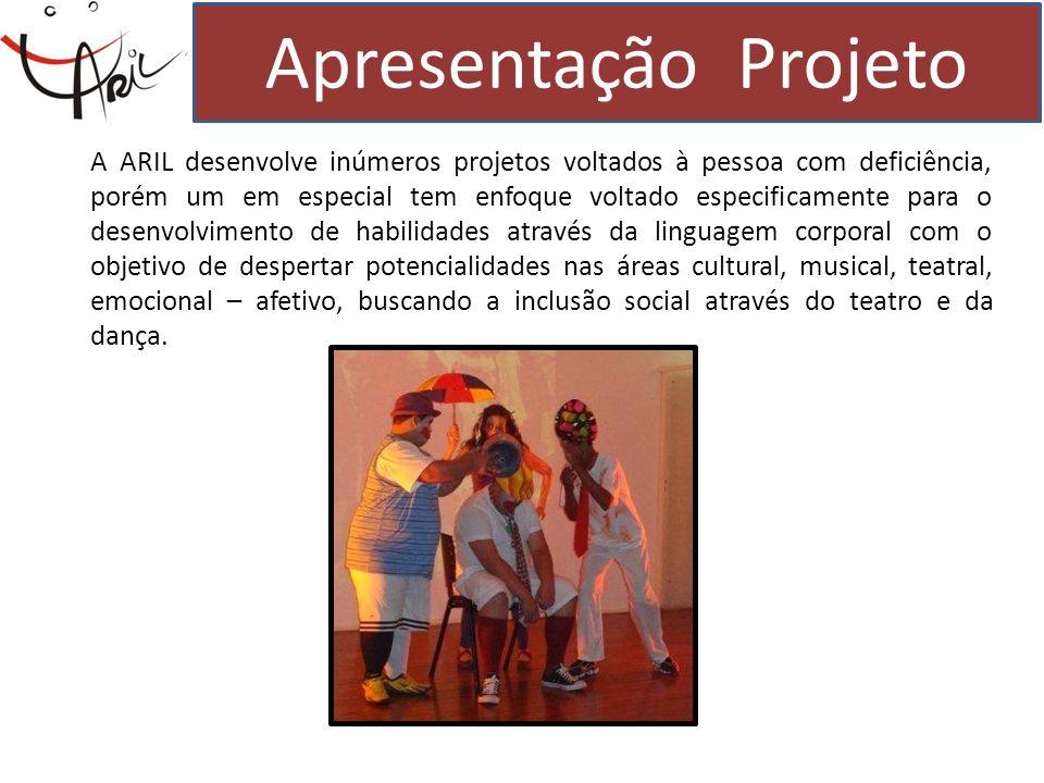 Em 2011, com a parceria do Conselho Municipal dos Direitos da Criança e adolescente de Limeira surgiu a oportunidade de desenvolver o projeto Atores da Vida proporcionando aos usuários o despertar destas habilidades.