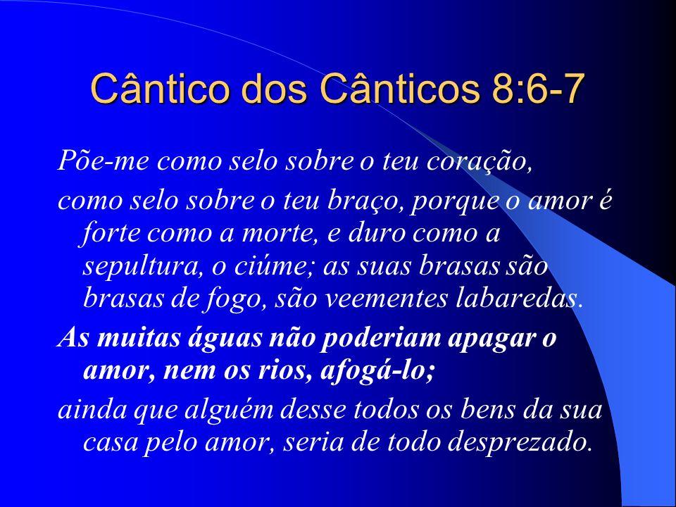 Efésios 5:21-31 Sujeitando-vos uns aos outros no temor de Cristo.