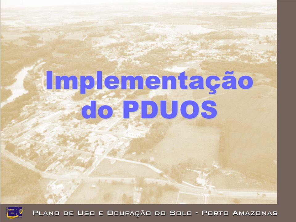 Implementação do PDUOS