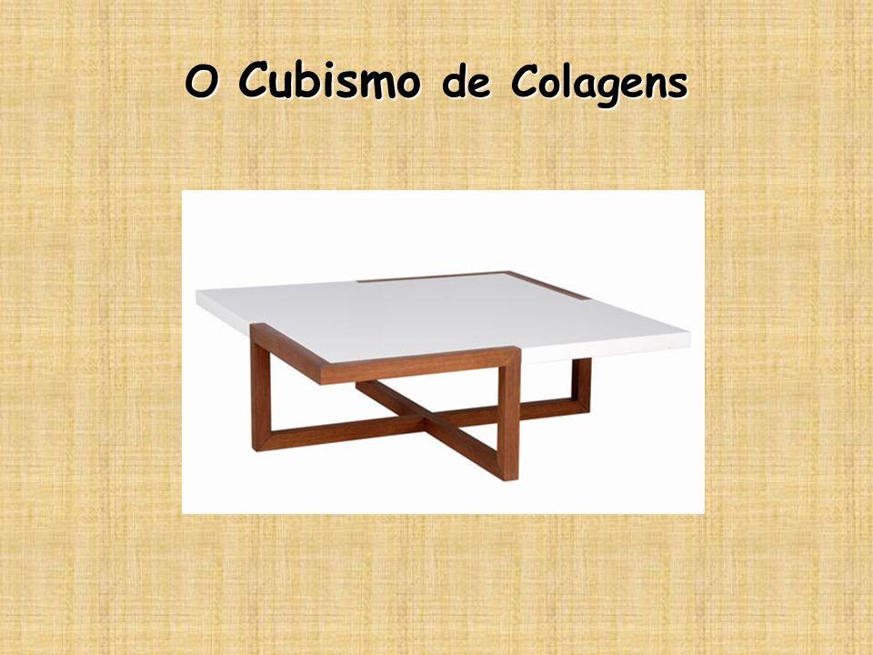 O Cubismo de Colagens