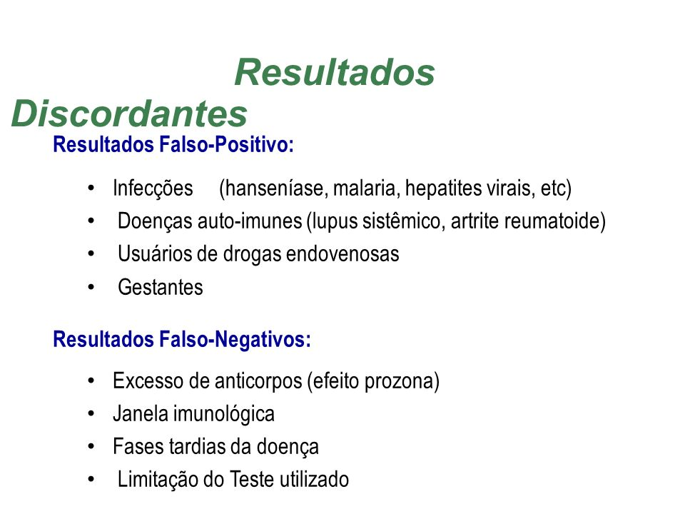 HIV Portaria n 151 de 14 de outubro de 2009 Diagnóstico laboratorial Diagnóstico por testes rápidos
