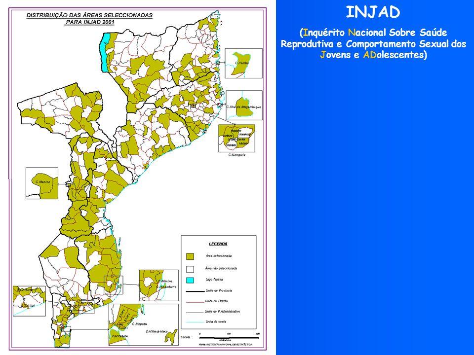 INJAD (Inquérito Nacional Sobre Saúde Reprodutiva e Comportamento Sexual dos Jovens e ADolescentes)
