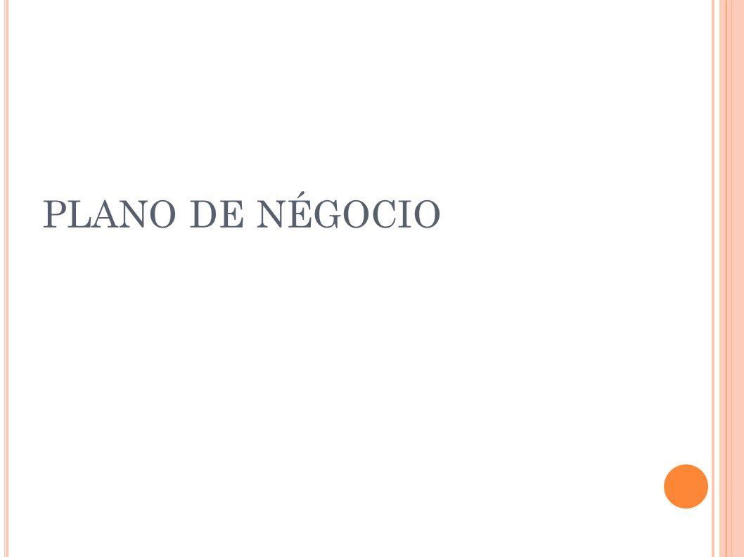 PLANO DE NÉGOCIO
