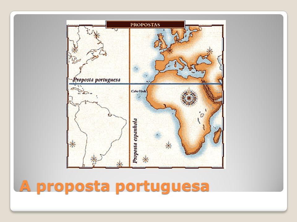 A proposta portuguesa