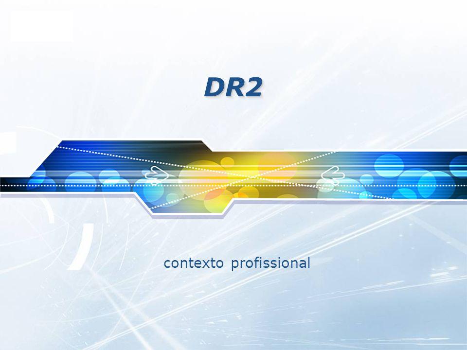LOGO DR2DR2 contexto profissional