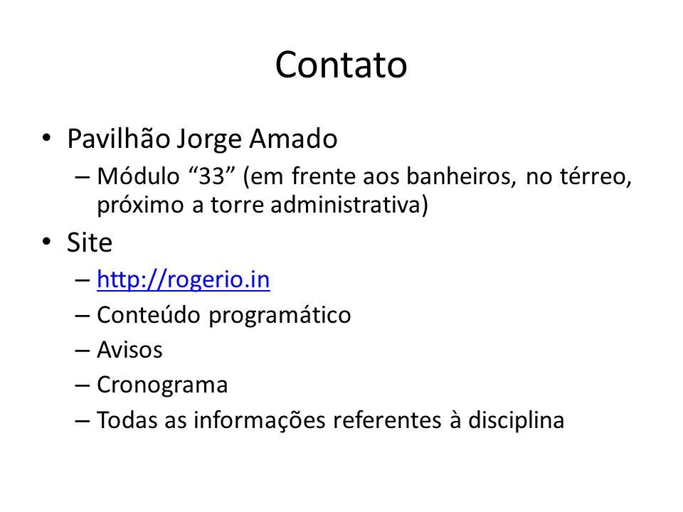 Pontos para o seminário 1.Características e objetivos das LP8.