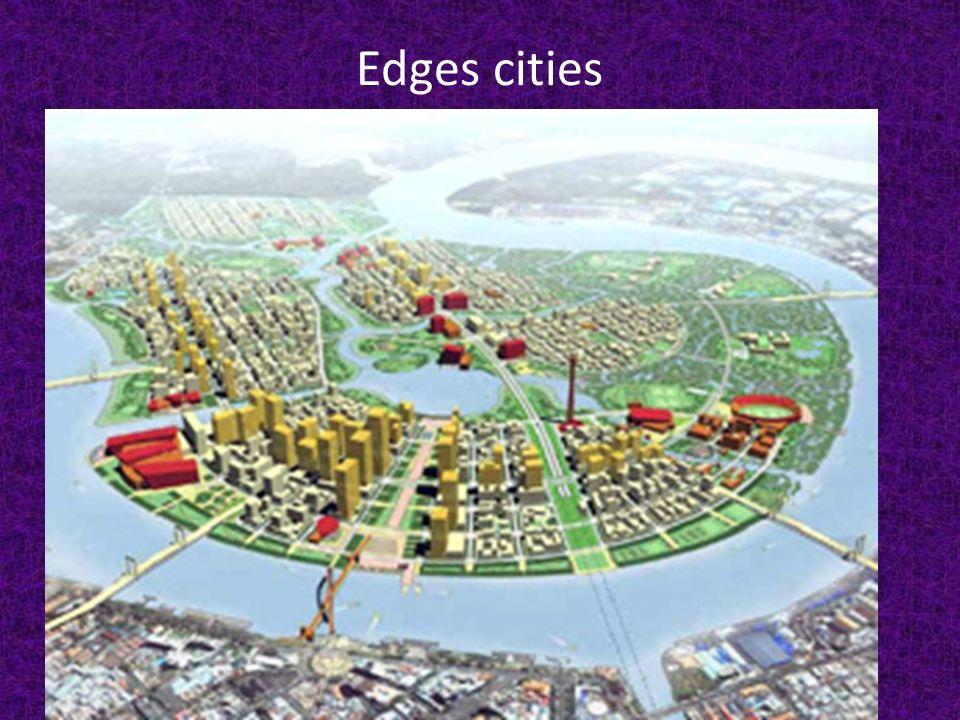Edges cities