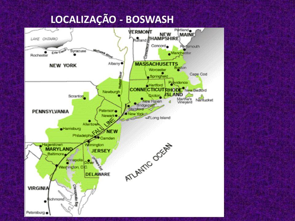 Região Oeste: última região a se industrializar.
