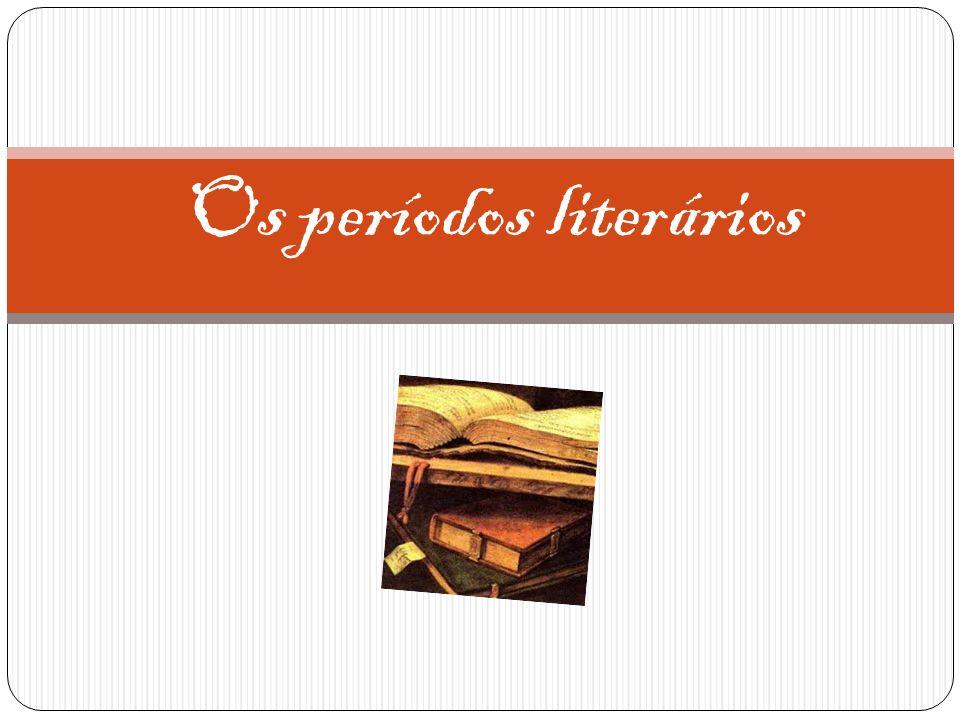 Os períodos literários