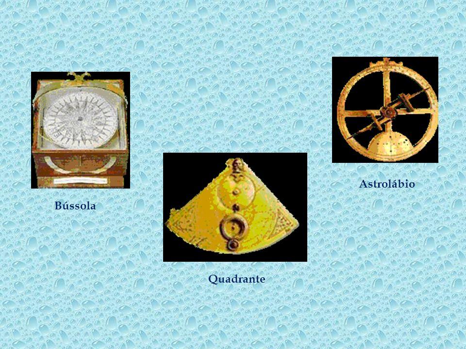 Bússola Quadrante Astrolábio