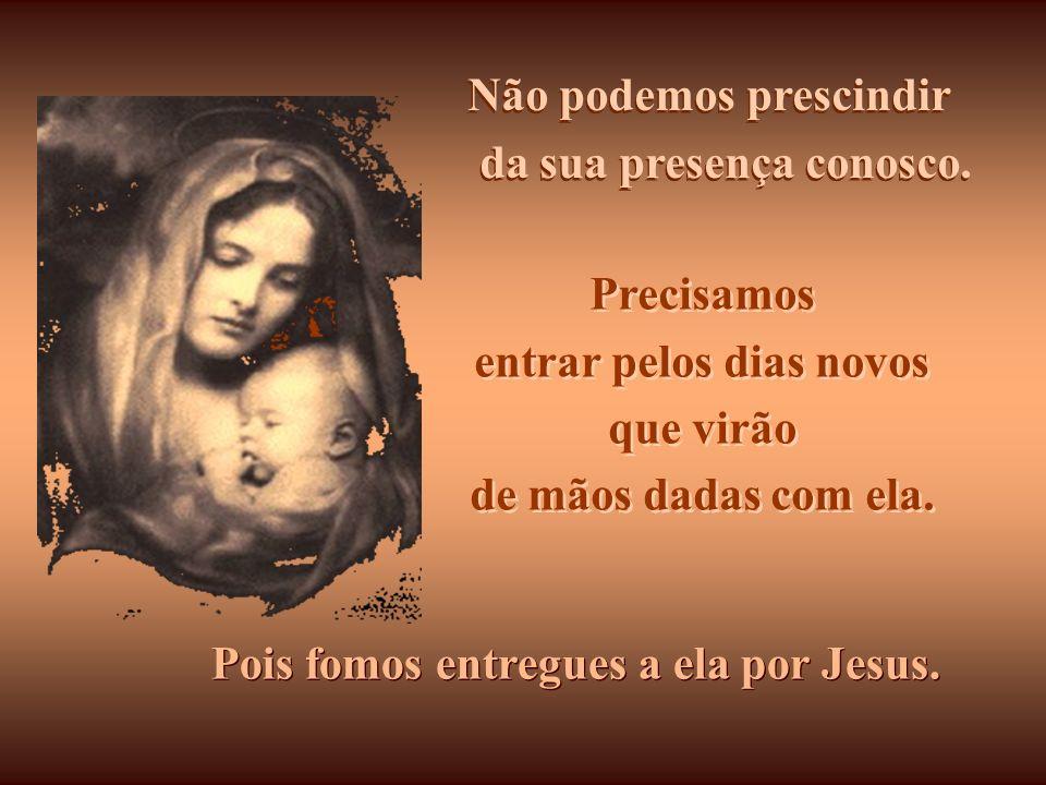que o Senhor escolheu como Mãe para vir a este mundo. que o Senhor escolheu como Mãe para vir a este mundo. Hoje, convidamos você a contemplar e sauda