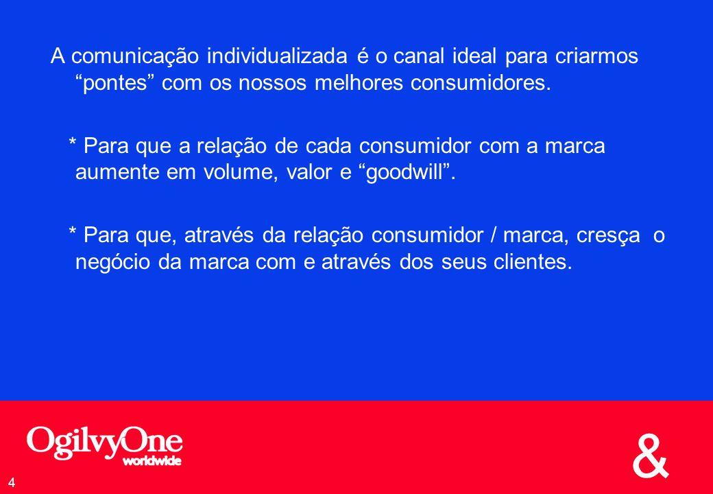 & 45 O projecto CRM da Nestlé Portugal