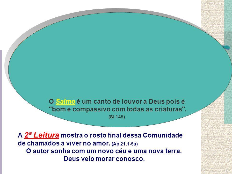 - A Organização das Comunidades: Paulo cria uma Instituição de Dirigentes (