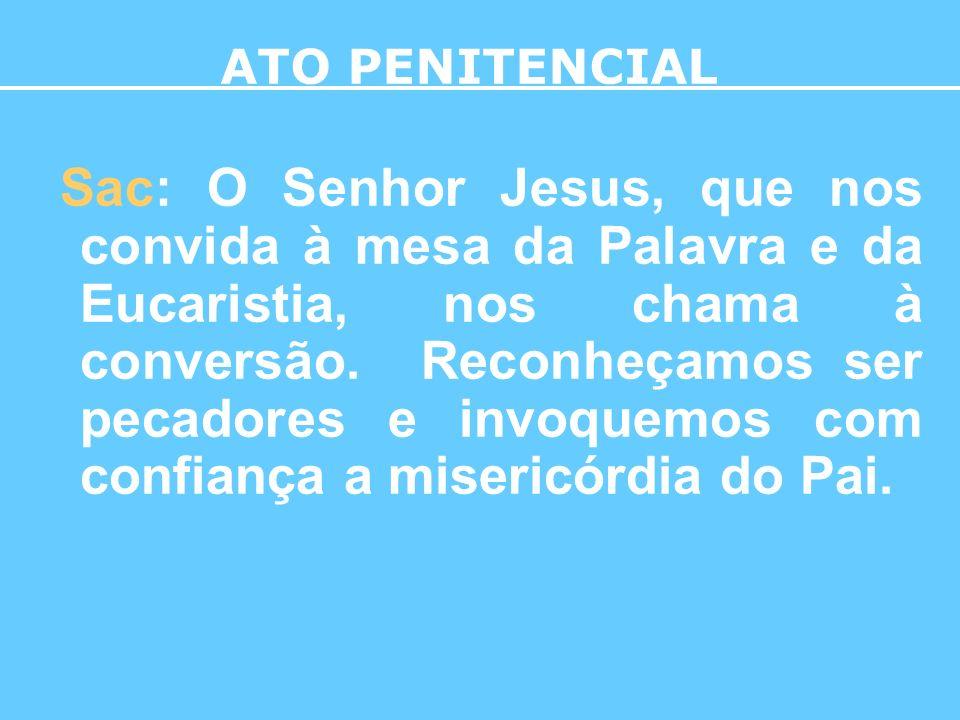 3- Ele, então me invocará: Ó Senhor, vós sois meu Pai, sois meu Deus, sois meu Rochedo onde encontro a salvação.