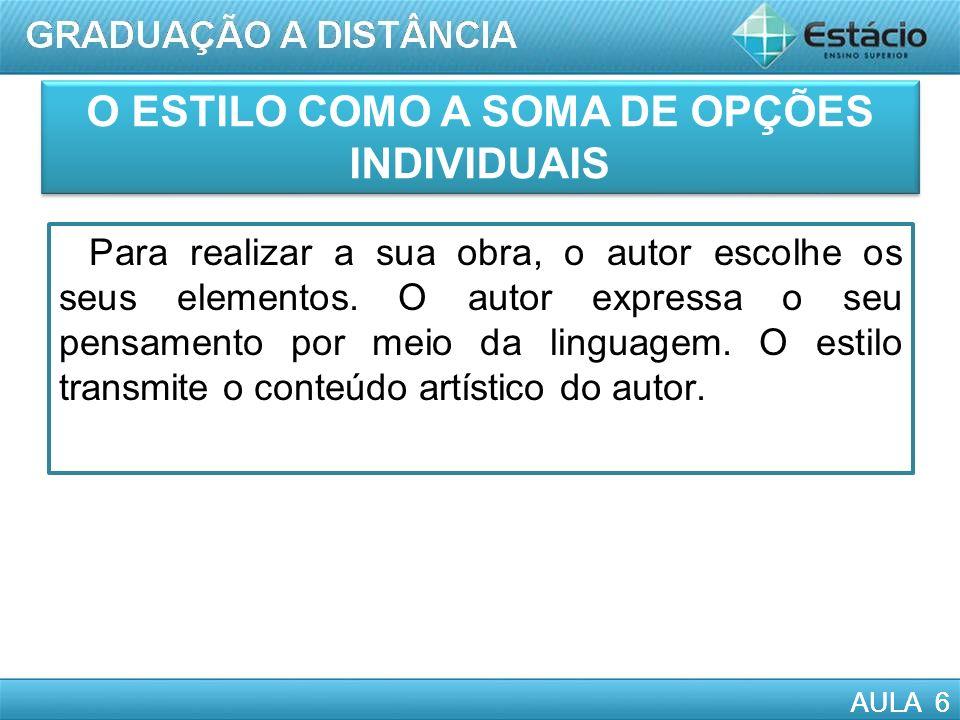 AULA 6 Consiste em conseguir a maior eficiência na comunicação com o menor número possível de palavras.