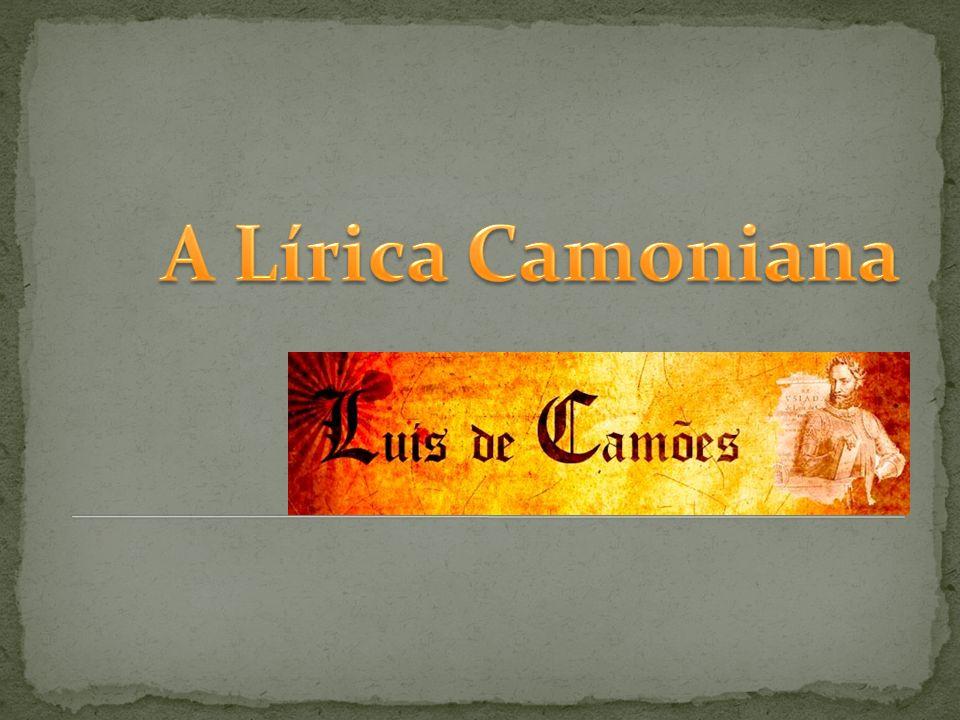 I NFLUÊNCIA TRADICIONAL VS INFLUÊNCIA CLÁSSICA OU RENASCENTISTA Em Luís de Camões, a tradição do lirismo peninsular coexistiu com a estética clássica renascentista e o maneirismo que marcaram o seu tempo.