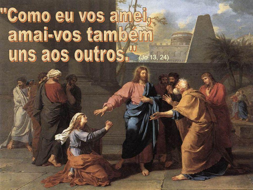 (Jo 13, 24)