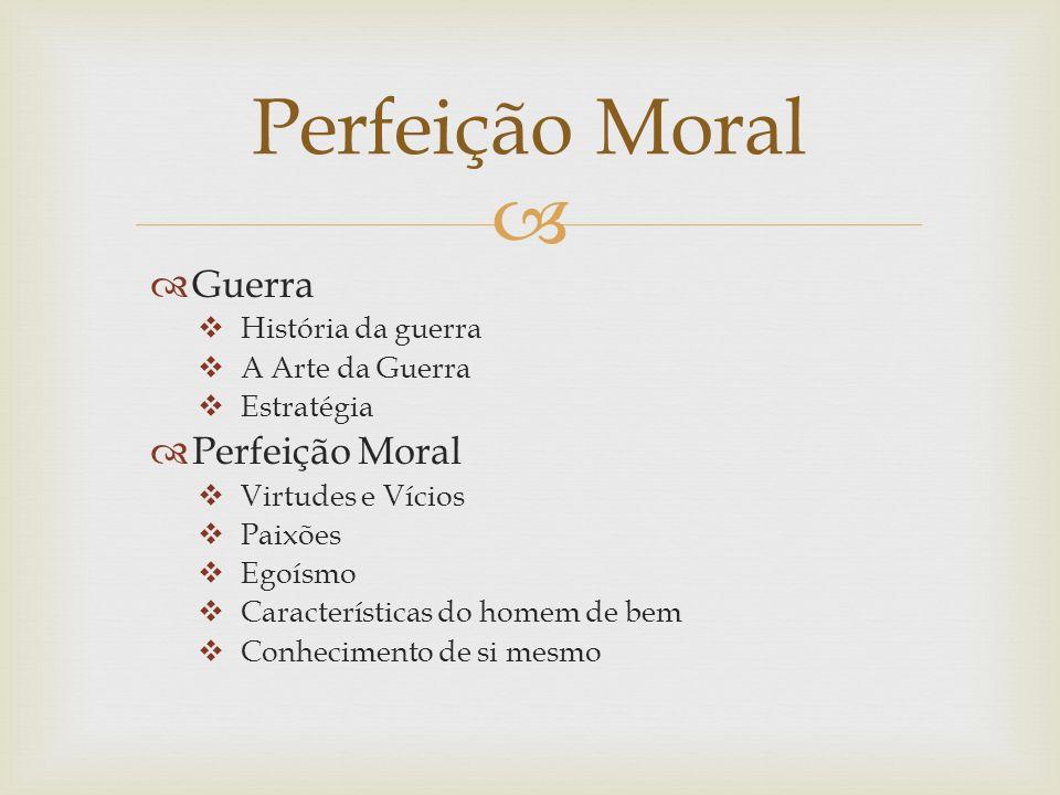Perfeição Moral Cantor e compositor brasileiro Prefiro ser esta metamorfose ambulante.