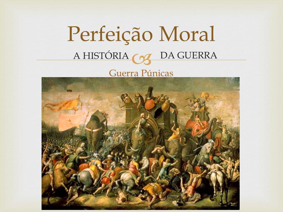 Guerra do Peloponeso Perfeição Moral A HISTÓRIA DA GUERRA Século5 a.C.