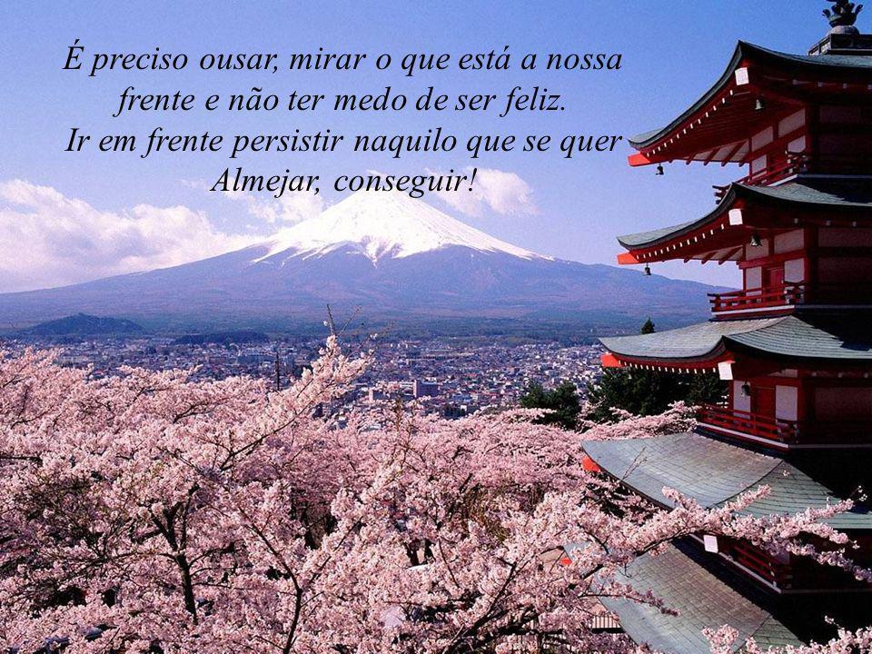 Não basta sonhar, devanear, é necessário se olhar o horizonte e neste horizonte se tentar desvendar o que se tem pela frente...