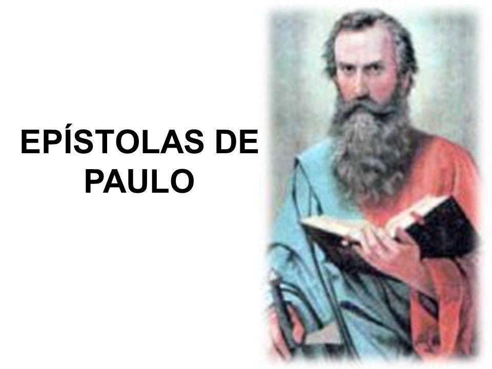 ROMANOS CORÍNTIOS (2) GÁLATAS EFÉSIOS FILIPENSES COLOSSENSES TESSALONICENSES TIMÓTEO (2) TITO FILÉMON HEBREUS