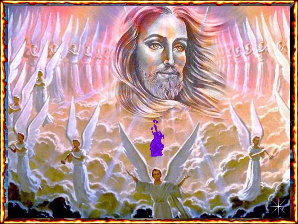 Eu Sou a energia Crística o Cristo Cósmico, a ligação do filho com o Pai e vim muitas vezes ao seu planeta, desde o princípio de sua criação.