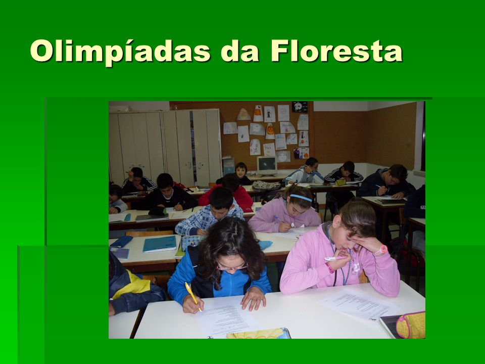 Olimpíadas da Floresta