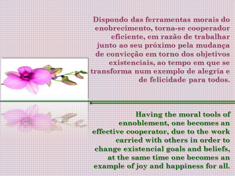 Não é necessário que o turbilhão dos sofrimentos gerais o sensibilize, a fim de que possa contribuir eficazmente com os espíritos que operam em favor