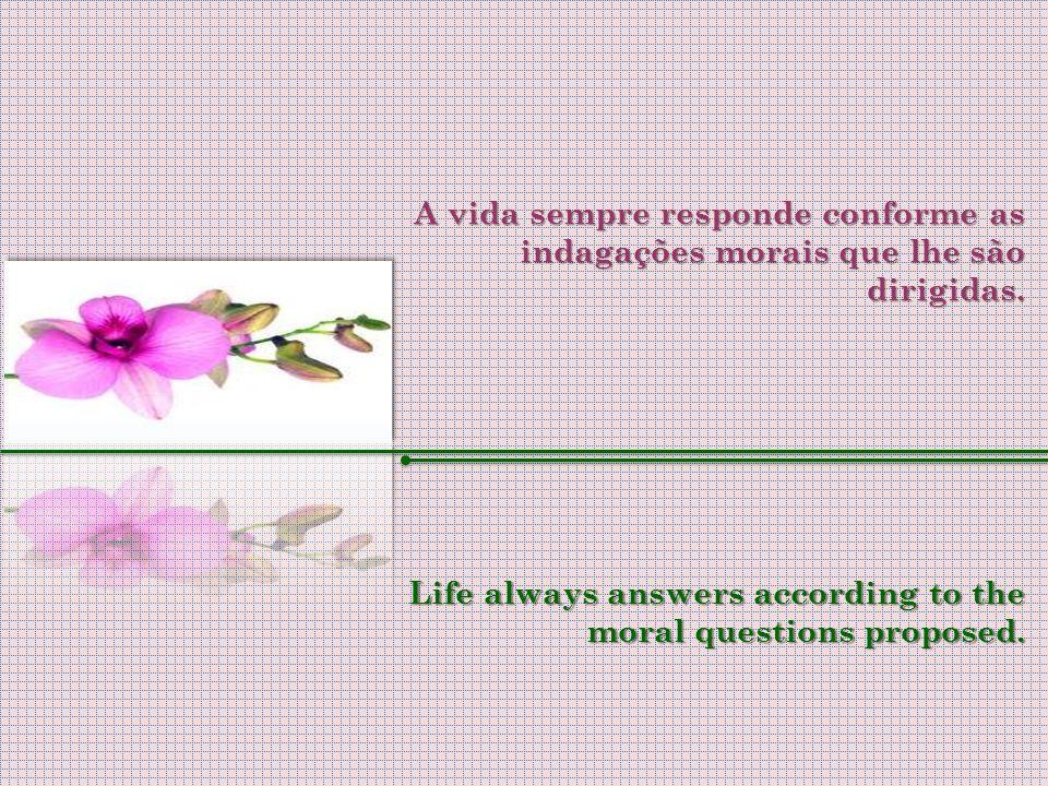 Nenhum receio deve ser cultivado, porque, mesmo que ocorra a morte, esse fenômeno natural é veículo da vida que se manifestará em outra dimensão. No f