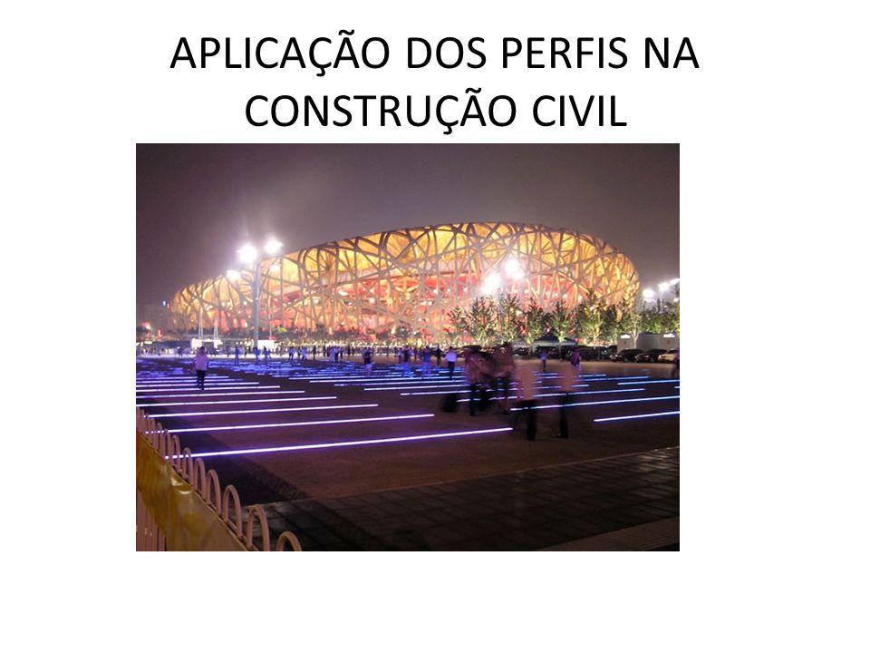 AÇO NA ARQUITETURA Século XIX – Introdução do ferro fundido na construção civil.
