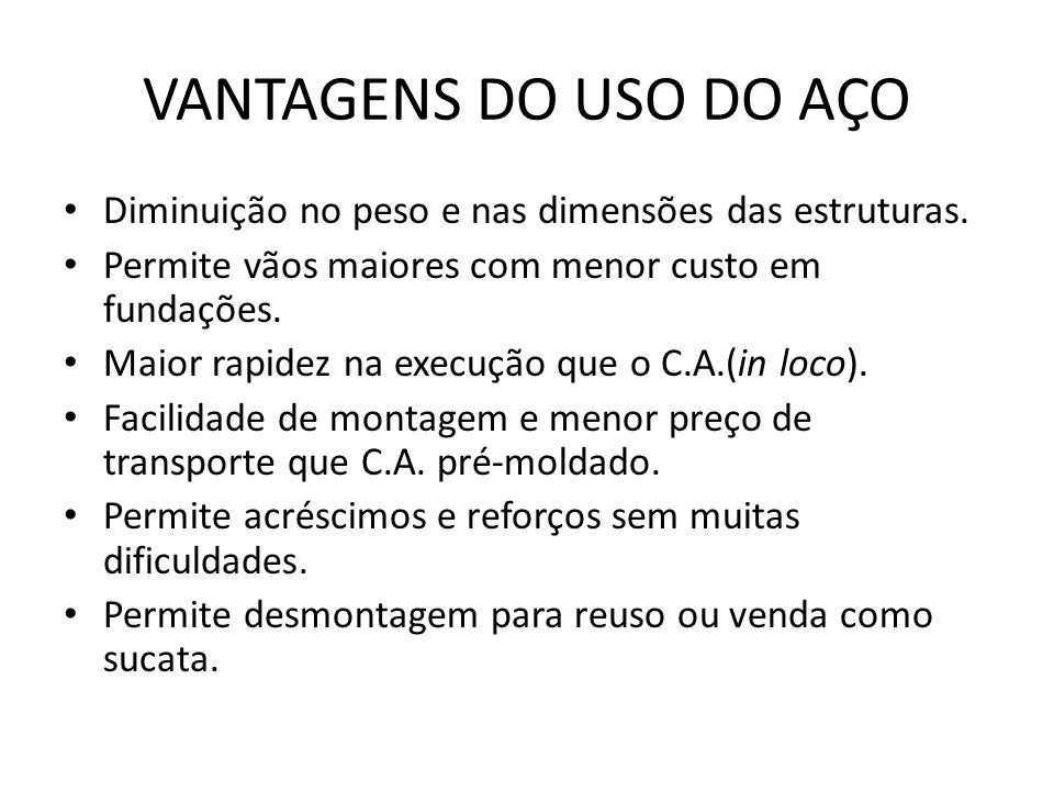 COMPOSIÇÃO DE PERFIS