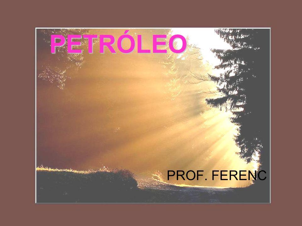 FORMAÇÃO DO PETRÓLEO Etimologia: Petra – pedra; Oleum – óleo.