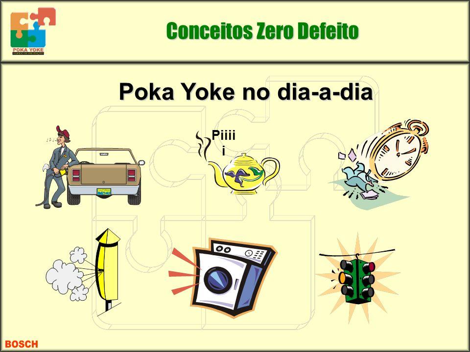 Poka Yoke no dia-a-dia Piiii i Conceitos Zero Defeito